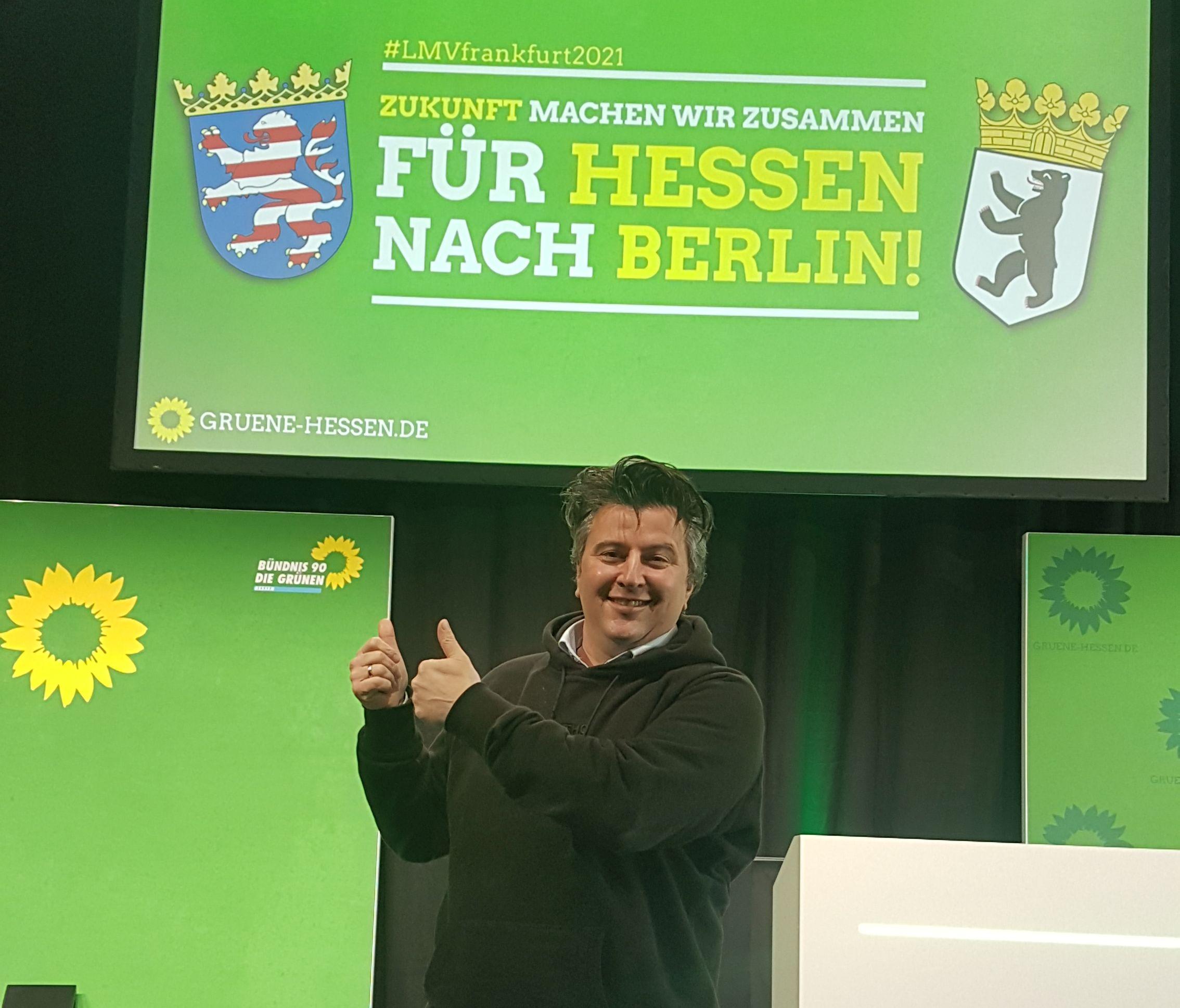 Mehr Grün für Berlin – Danke für Platz 8 – #lmvfrankfurt2021