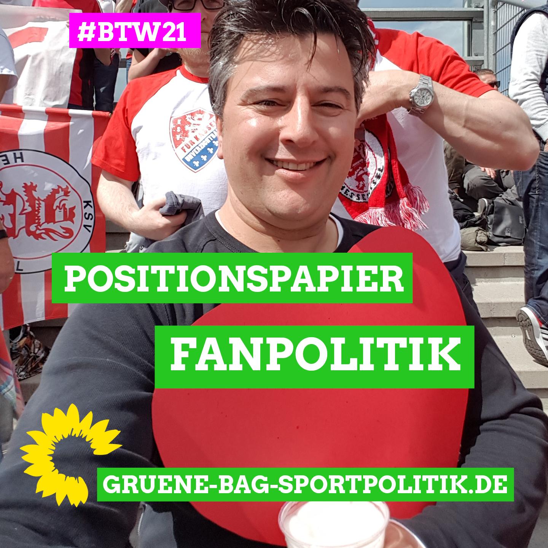 POSITIONSPAPIER FANPOLITIK